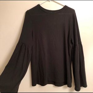 "TWO(2) ""H by Bordeaux"" bell sleeve tops"